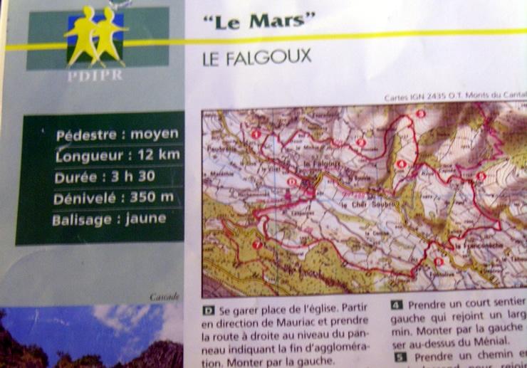 Wandelen in de Cantal