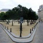 De Koninklijke Pleinen van Parijs