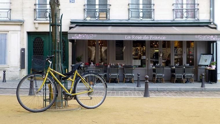 Ontdek de koninklijke pleinen in Parijs
