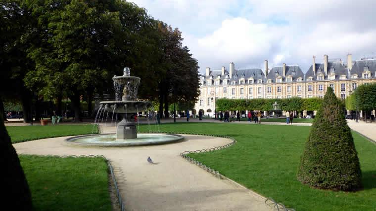 Place des Vosge