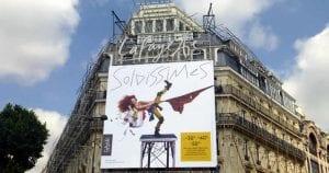 Uitverkoop in Parijs