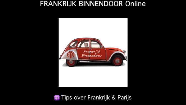Podcasts Frankrijk Binnendoor Online