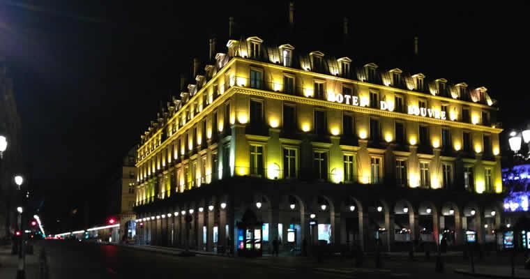 Boek een hotel in Parijs