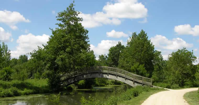Wandelen in het Marais Poitevin