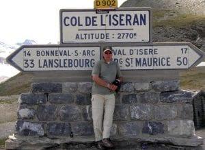 Col d'Iseran