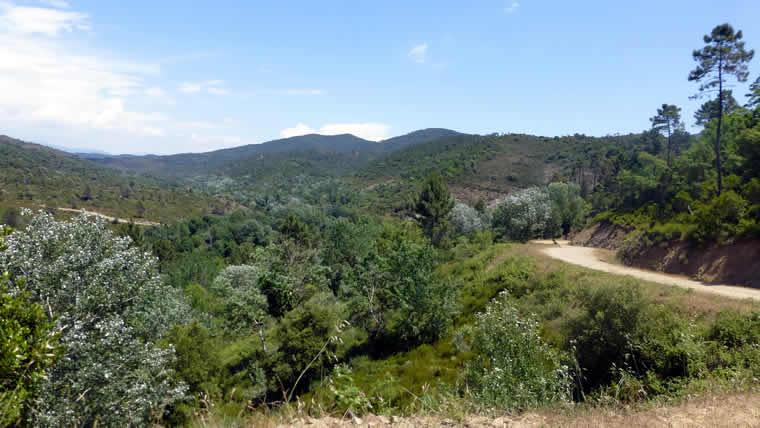 Wandelen en Mountainbiken Côte-d-Azur