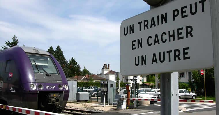 Ain en Dombes met de trein naar Lyon