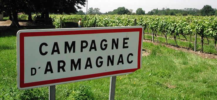 Campagne d'Armagnac