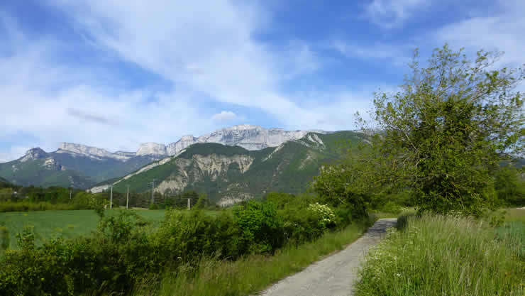 Wandelen in de Drôme