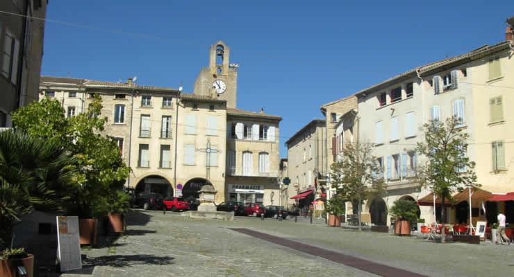 Ontdek de dorpen en steden in de Gard