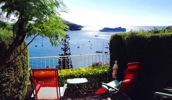 Vakantiehuizen en appartementen in Nice en omgeving