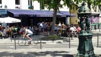 Parc de Belleville een hoogtepunt in Parijs!