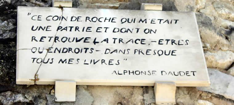 Alphons Daudet Fontvieille