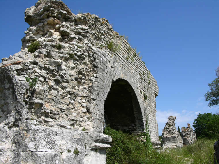 Aquaduct de Barbegal