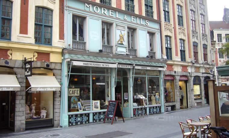 Ga eens op stedentrip naar Lille