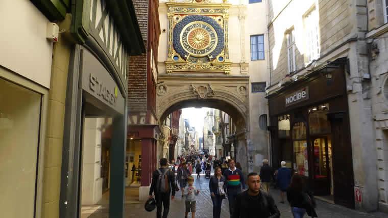 Rue Gros Horloge