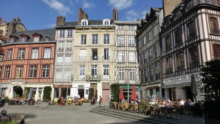 Rouen, topstad voor een lekker weekend