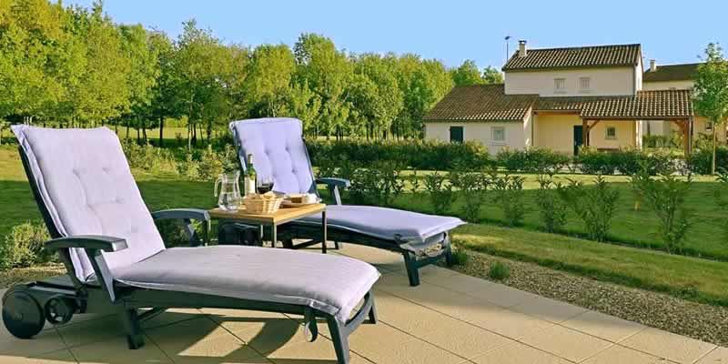 L'Aveneau - Vieille Vigne luxe vakantiepark vlakbij Poitiers