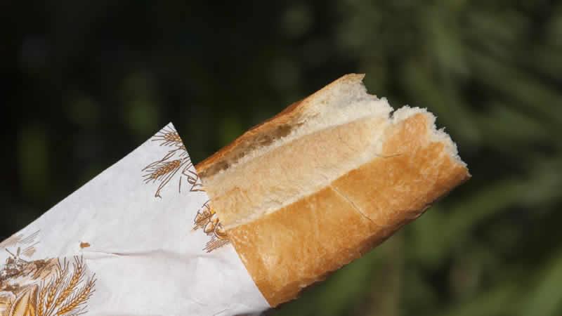 Uitzich en lunch Roche de Solutré