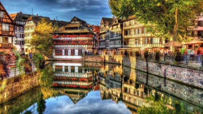Rondreis Elzas Straatsburg