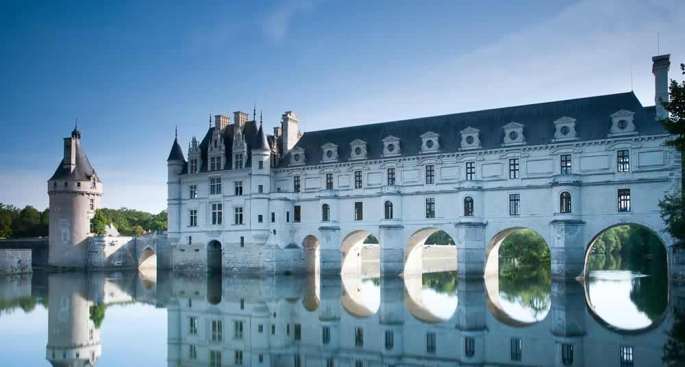 Foetsrondreis Loire, Chenonceau