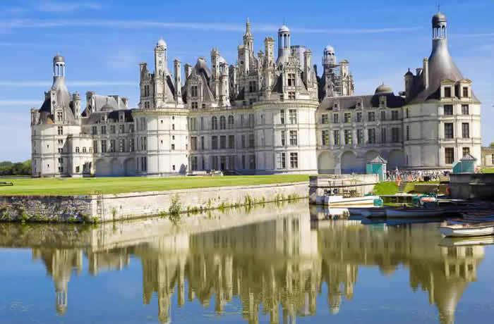 7 daagse fietsrondreis bij de kastelen van de Loire