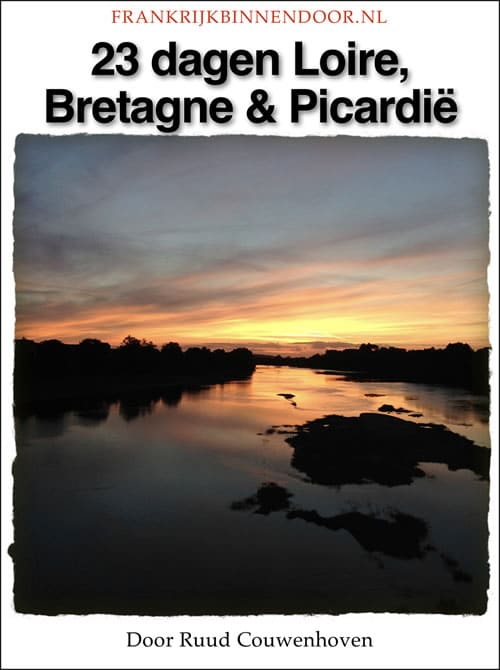 ebook 23 dagen Loire, Bretagne en Picardië