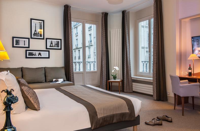 Best Western Montmartre Saint-Pierre