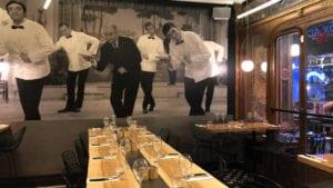 Leuk restaurant in Parijs