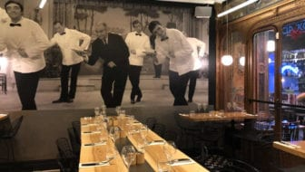 Ruud, weet je nog een leuk restaurant in Parijs?