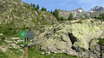 Wandelen in de Mercantour, Frankrijk (1)