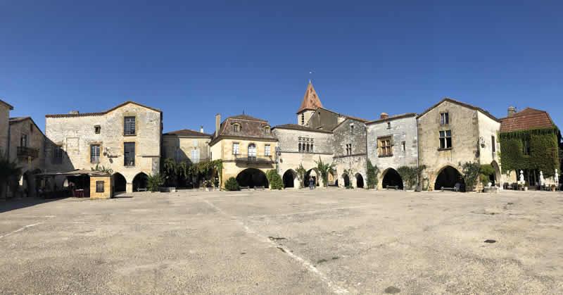 De bastides van Lot-et-Garonne