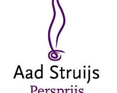 Aad Struijs Persprijs