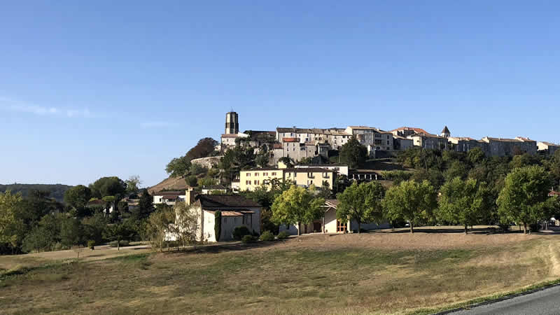 Bastide in Lot-et-Garonne