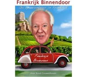 Mijn boek over Frankrijk