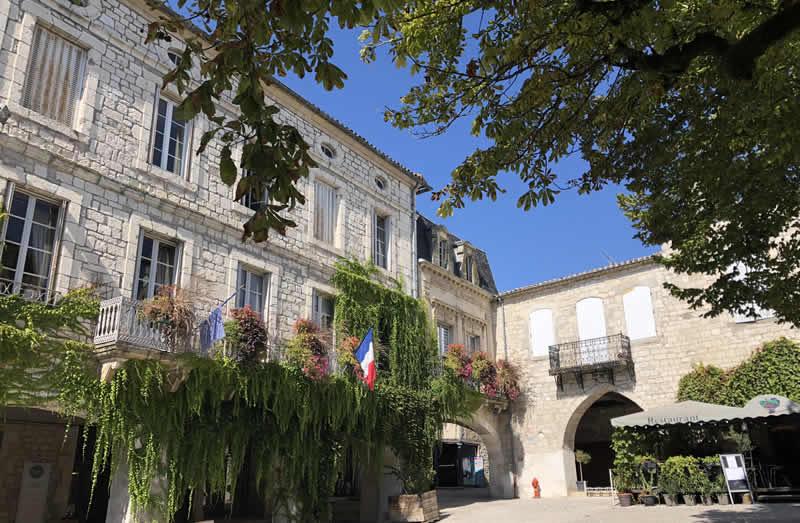 Hotel de Ville van Monflanquin