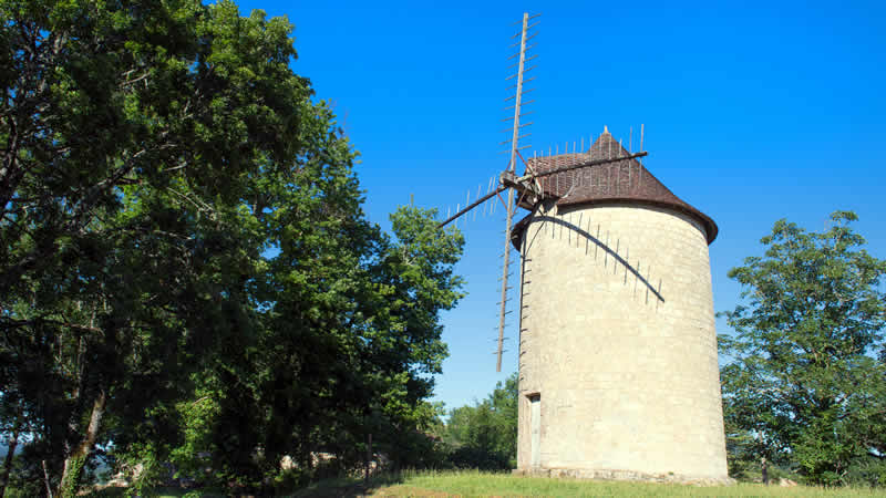 Moulin du Roy