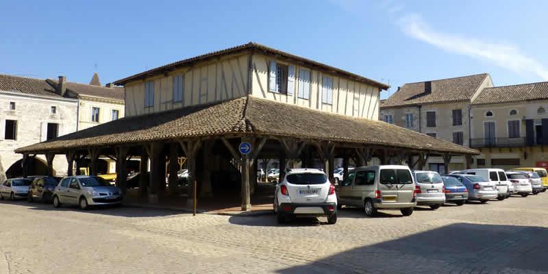Markthal Villeréal