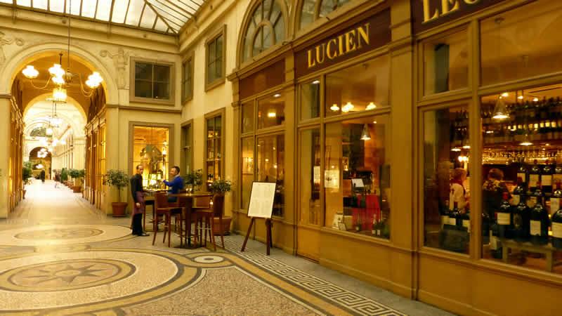 Galerie Vivienne Parijs