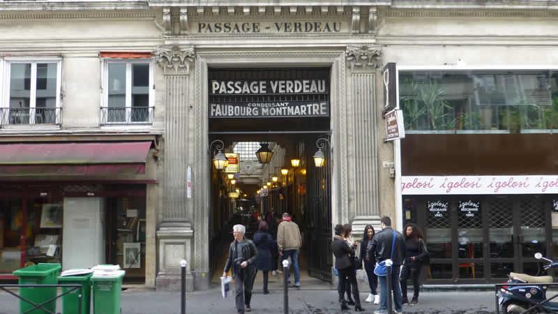 Passage Verdeau Parijs, een bijzondere galerij in hartje Parijs