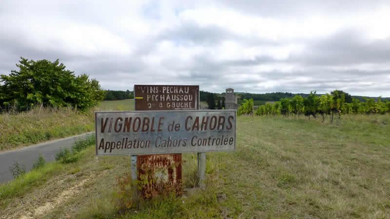 De Franse wijnstreken richting het zuiden