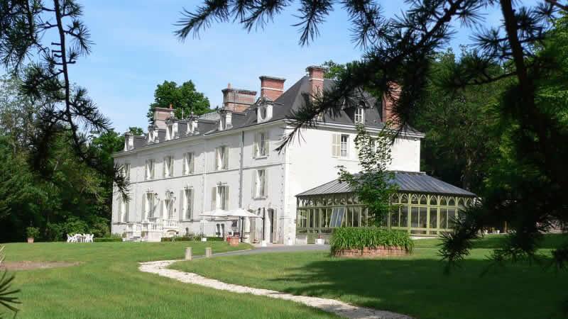 Rondreis Loire: Hotel Château de la Rozelle