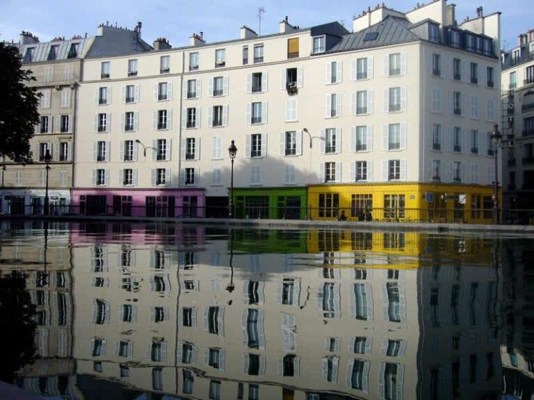 Kade Canal Saint-Martin