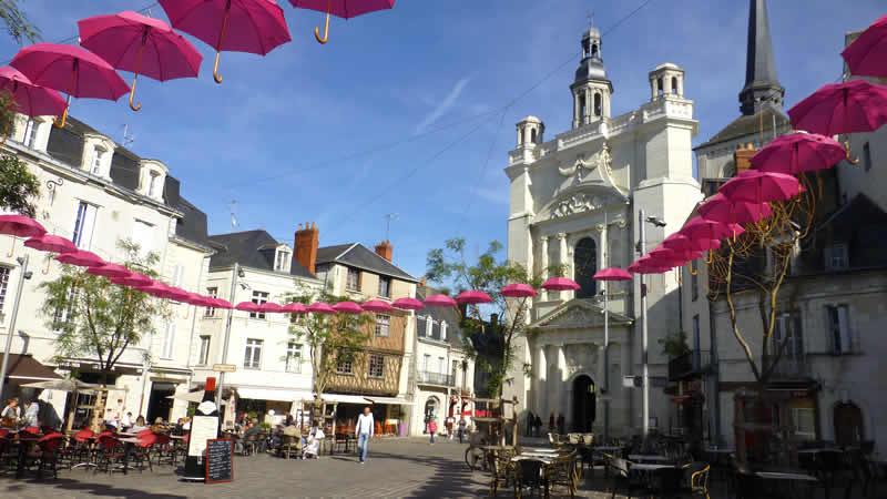 Rondreis Loire, 50 euro retour