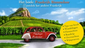 Het boek, Frankrijk Binnendoor, ontdek het andere Frankrijk