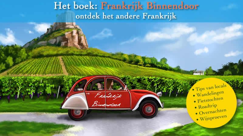 Frankrijk Binnendoor, het boek