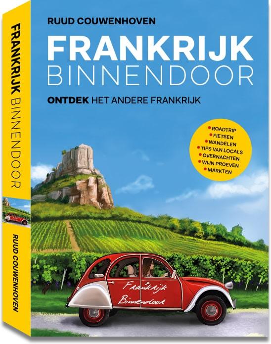 Een bijzonder boek: Frankrijk Binnendoor, ontdek het andere Frankrijk.