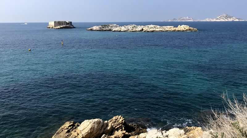 ÎLe de Gavy, Marseille