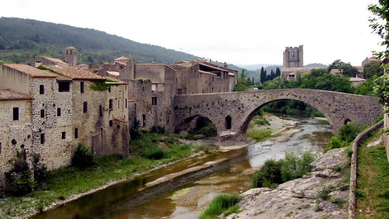 Pont-Vieux in Lagrasse