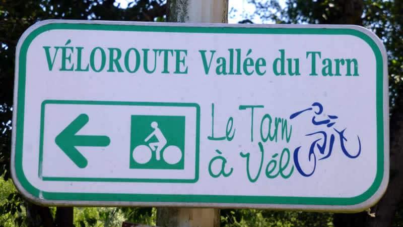 Fietsgebieden in Frankrijk